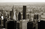 Photography Prints Prints - Manhattan  Print by RicardMN Photography