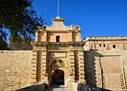 Stephan Grixti - Mdina Entrance