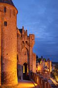 Medieval Carcassonne Print by Brian Jannsen