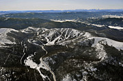 Sawatch Range Photos - Monarch Ski Area, Monarch Pass by John Wark