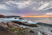 Coast Photo Originals - Morning Splash by Jon Glaser