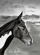 Champion The Horse Prints - Mr Chester Print by Elizabeth Lock