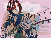 Kim Wang - Neil Young pop artsketch...
