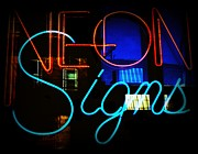 Kelly Awad - Neon Signs