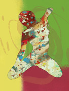 Kim Wang - Nude pop stylised art...