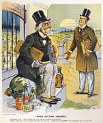 Dalrymple Prints - Patent Medicine Cartoon Print by Granger