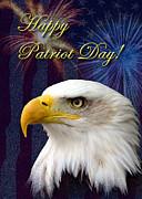Jeanette K - Patriot Day Eagle