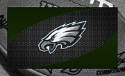Offense Framed Prints - Philadelphia Eagles Framed Print by Joe Hamilton