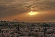 Tam Ryan - Pinnacle Peak Sunset