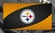 Football Photos - Pittsburgh Steelers by Joe Hamilton