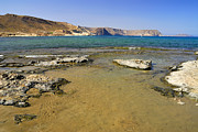 Almeria Prints - Playazo Beach Print by Guido Montanes Castillo