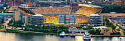 Pittsburgh Pirates Prints - PNC Park  Print by Emmanuel Panagiotakis