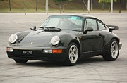 Porsche 911 3.2 Carrera 964 Turbo Print by Ganesh Krishnan