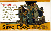 Greenleaf Prints - Red Cross Poster, 1917 Print by Granger