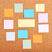 Sticky Note Posters - Reminder notes Poster by Luis Santos