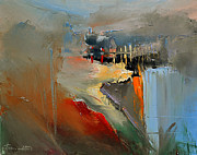 David Figielek Art - Road home serie by David Figielek