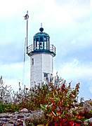 Carol Sutherland - Scituate Light