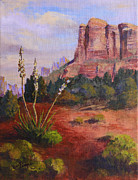 Sedona Sentinel Print by Bev Finger