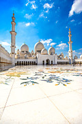Luciano Mortula - Sheikh Zayed Mosque -...