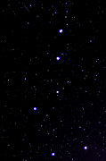 Big Dipper Prints - Shooting Star and Big Dipper Print by Thomas R Fletcher