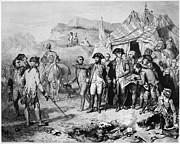 Siege Of Yorktown, 1781 Print by Granger