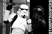 Star Wars Photo Originals - Star Wars Stormtrooper by Tommy Hammarsten