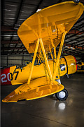 Stearman Prints - Stearman Print by Chris Smith