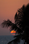 Fototrav Print Prints - Sunset on Kuta beach Bali Indonesia Print by Fototrav Print