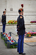 Tomb Photos - Unknown Soldier by Brian Jannsen