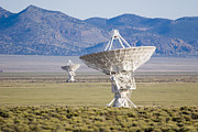 Steven Ralser Posters - Very large array Poster by Steven Ralser