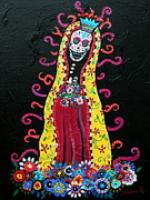 Our Lady Of Guadalupe Painting Originals - Virgin Guadalupe by Pristine Cartera Turkus