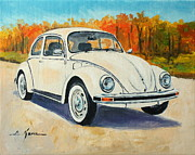 Luke Karcz - VW Beetle