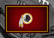 Griffin Photos - Washington Redskins by Joe Hamilton