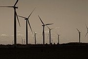 Kingston Originals - Wind Turbines by Michel Soucy
