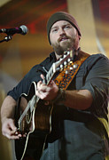 Band Photo Originals - Zac Brown Band by Don Olea