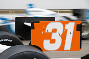 Racecar Number Prints - 31 Print by Alexey Stiop