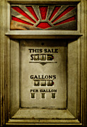 Gas Pump Posters - 31 Cents a Gallon Poster by David and Carol Kelly
