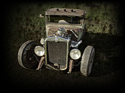 Street Rod Photos - 31 Chevy Rat Rod by Thomas Young