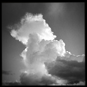 Grey Clouds Photos - Clouds by Les Cunliffe