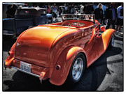 Deuce Coupe Framed Prints - 32 Ulcer Framed Print by Steve Jakes