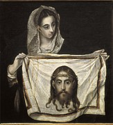 Velo Prints - Greco, Doménikos Theotokópoulos, Called Print by Everett