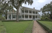 Slaves Prints - Rosedown Plantation Print by Photo Advocate