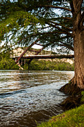 Austin 360 Bridge Photos - 360 and Lake Austin by Jackie Jackson