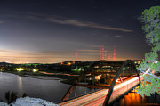 Austin 360 Bridge Photos - 360 Sunrise by Andrew Nourse