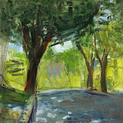 Trees Art - RCNpaintings.com by Chris N Rohrbach