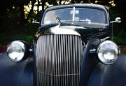 Antique Car Originals - 37 Chevy by Jim  Calarese