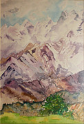 Himalaya Paintings - 37 by Manasi Sose