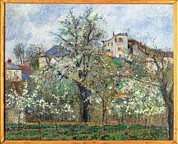 Camille Pissarro Photo Posters - France, Ile De France, Paris, Muse Poster by Everett
