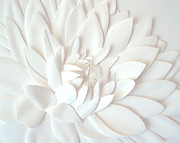 Floral Reliefs - 3d Flower  by Annemarie Lieftink
