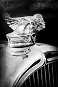 1927 Art - 1927 Buick Goddess Hood Ornament by Jill Reger